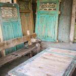 Houten deuren, Bali.v
